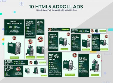 Welding Supplies Direct AdRoll Campaign 375x275 - Home